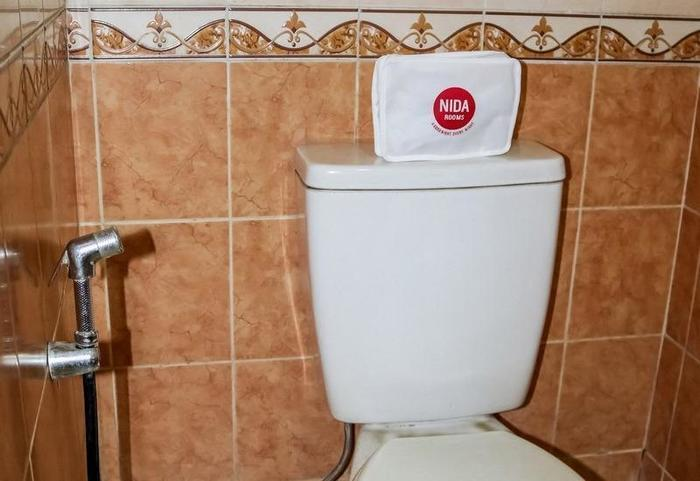 NIDA Rooms Manga Raja 35 Medan Kota - Kamar mandi