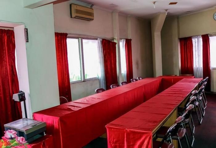 NIDA Rooms Manga Raja 35 Medan Kota - Ruang Rapat