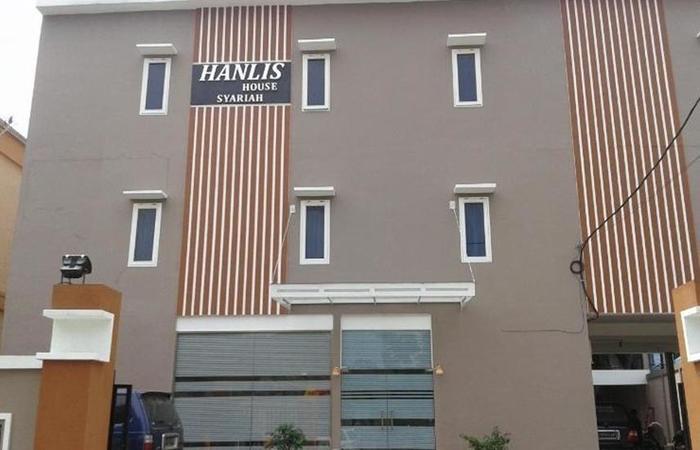 Hanlis House Syariah Medan - Eksterior