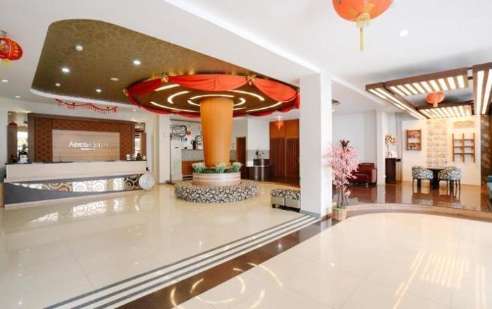 Aerotel Smile Makassar - Lobby