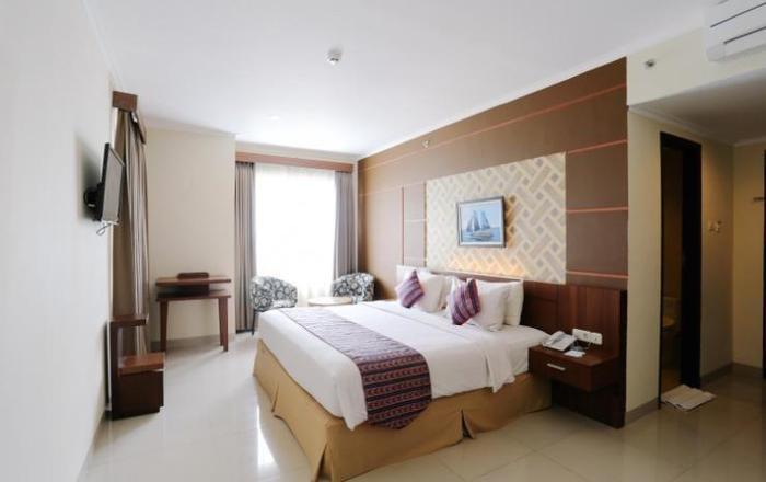 Aerotel Smile Makassar - Room