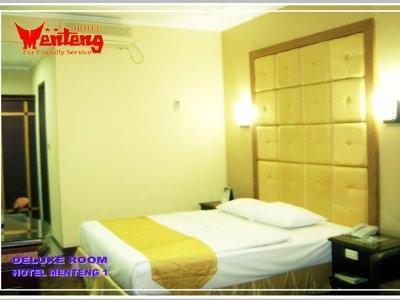 Hotel Menteng 1 Jakarta - Deluxe (12/June/2014)