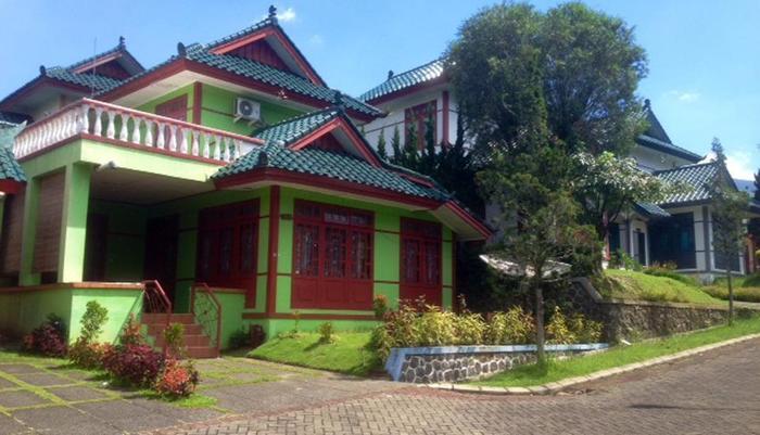 Villa Kota Bunga Type Jepang Cianjur - Villa Kota Bunga oriental