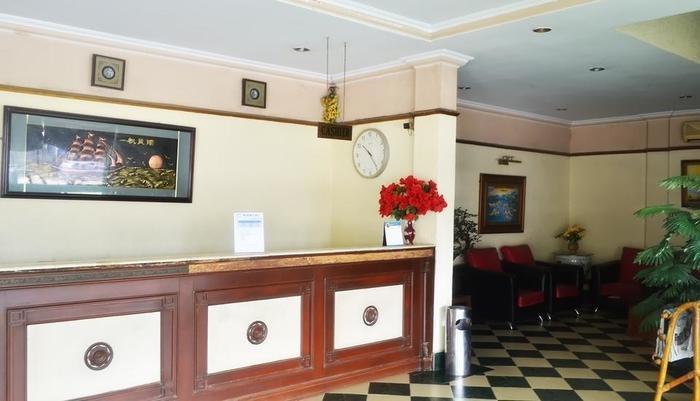 NIDA Rooms Tampan Riau Ujung - Resepsionis