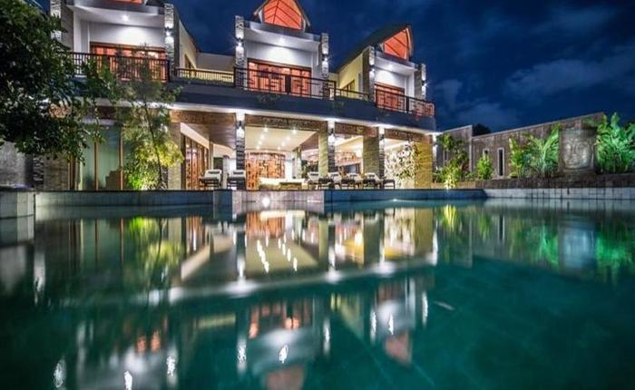 De Moksha Boutique Resort Bali - Eksterior