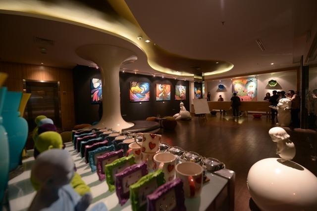 Artotel Surabaya - Lobby