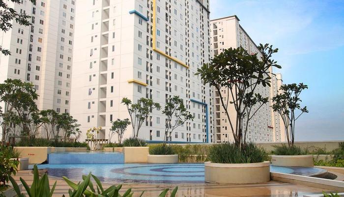 Bassura City Apartment Jakarta - Fasilitas