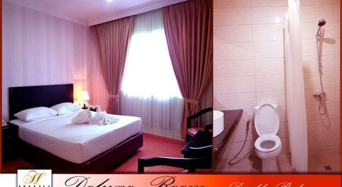 Halim Hotel Tanjung Pinang - Kamar tamu