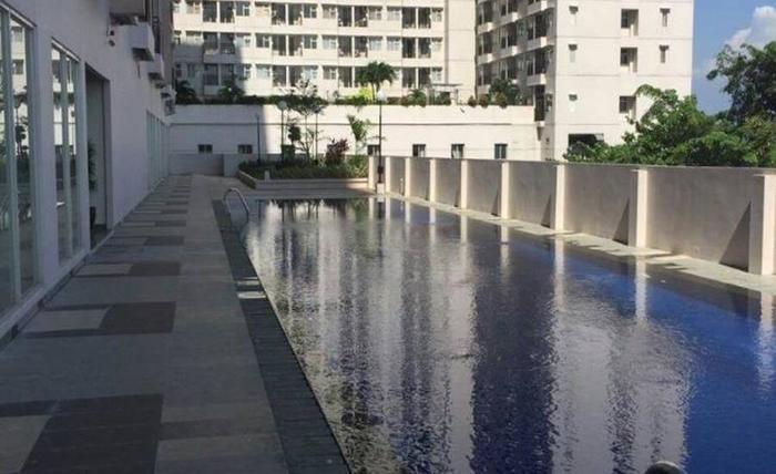 DSY Apartment Margonda Residence 4 Depok - Kolam Renang