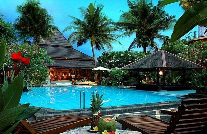 Dusun Jogja Village Inn Jogja - Kolam Renang