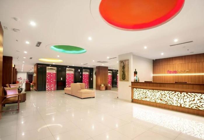 Favehotel Hyper Square Bandung - Lobby