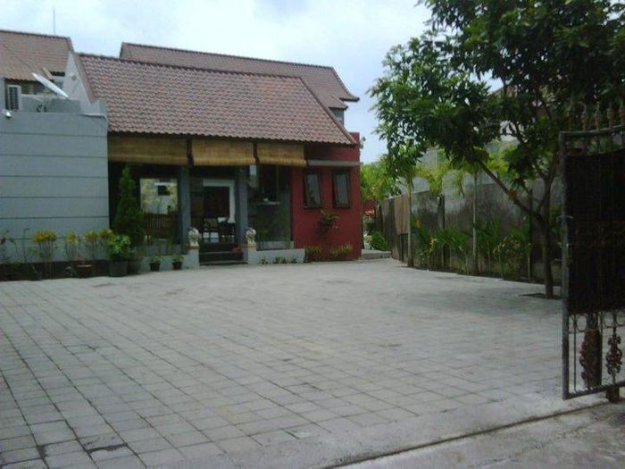 De'Pavilla Homestay Bali - area parkir