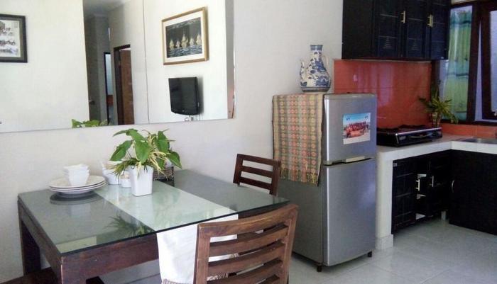 De'Pavilla Homestay Bali - Dapur