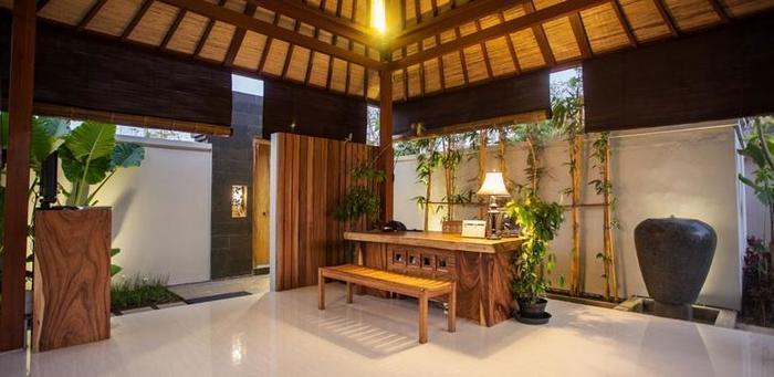 The Astari Villa Bali - Interior