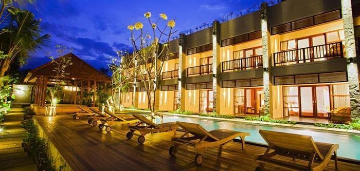The Astari Villa Bali - Eksterior