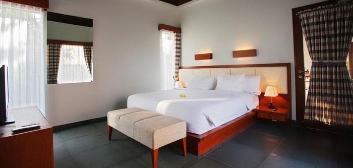 The Astari Villa Bali - Kamar tidur