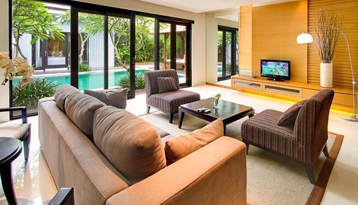 The Nibbana Villas Bali - Interior