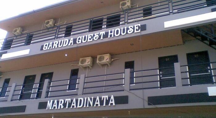 Garuda Guest House 3 Balikpapan - Tampilan Luar Hotel