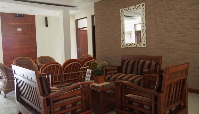 Jayagiri Guesthouse Bandung - Ruang Tamu