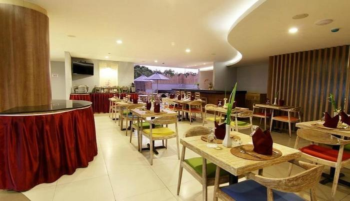 Santosa City Hotel Bali - Rstaurant