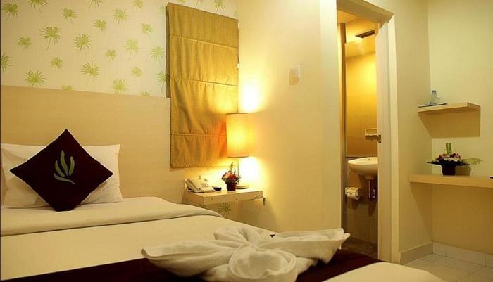 Santosa City Hotel Bali - Guest Room