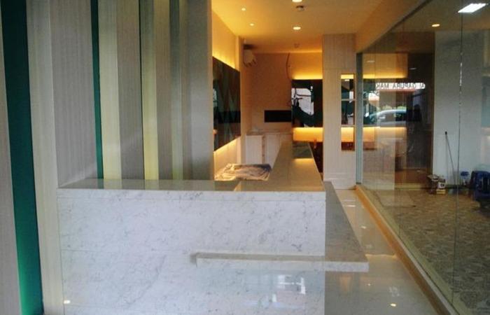 Makassar Beach Inn Makassar - Resepsionis