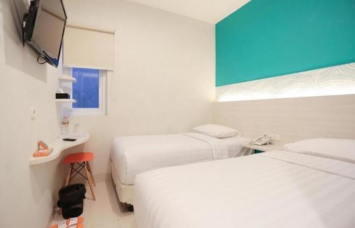 Makassar Beach Inn Makassar - Kamar tamu
