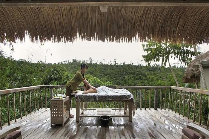 Puri Sebatu Resort Bali - Spa