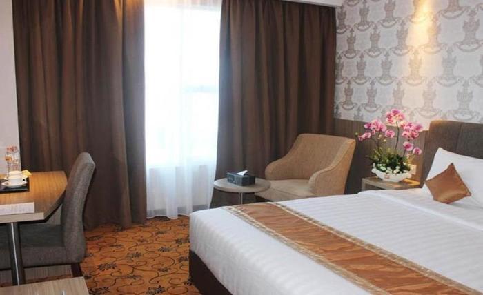 Hotel Remcy Panakkukang Makassar - Kamar tamu
