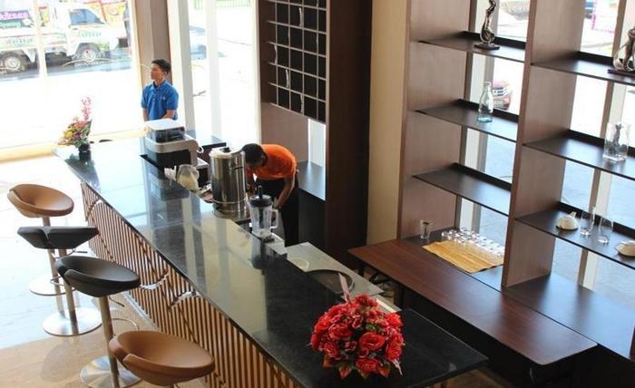 Hotel Remcy Panakkukang Makassar - Interior