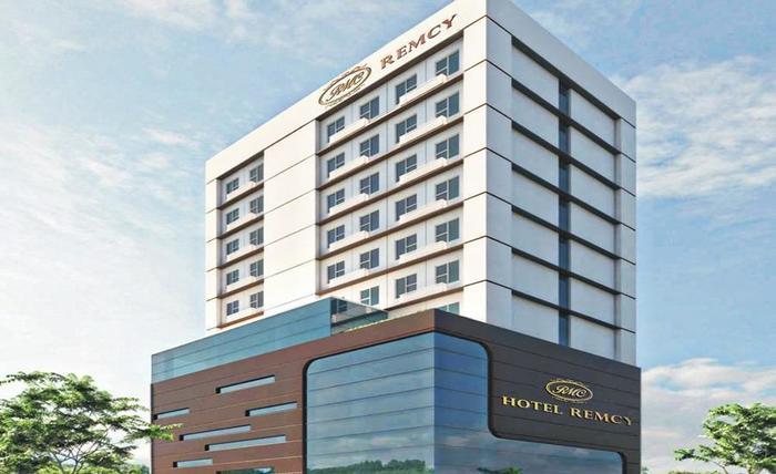 Hotel Remcy Panakkukang Makassar - Eksterior
