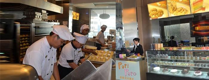 World Hotel Jakarta - Produksi Bakery
