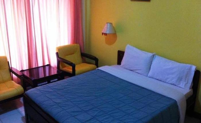 Bayu Amrta Hotel Sukabumi - Kamar Deluxe dengan 2