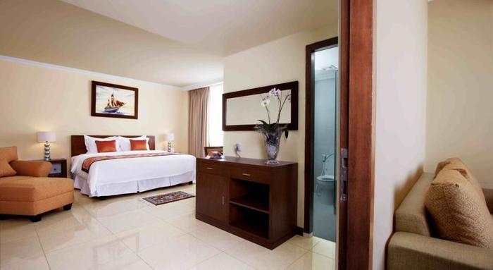 Hotel Dermaga Keluarga Yogyakarta - Suite Room