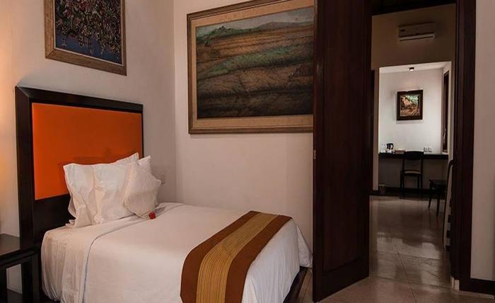 Dabirahe at Lembeh Hill Resort Bitung - Kamar tamu