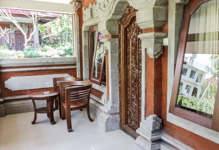 NIDA Rooms Ubud Raya Pengosekan Bali - Ruang tamu