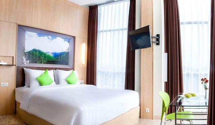 Tebu Hotel Bandung - Kamar Deluxe