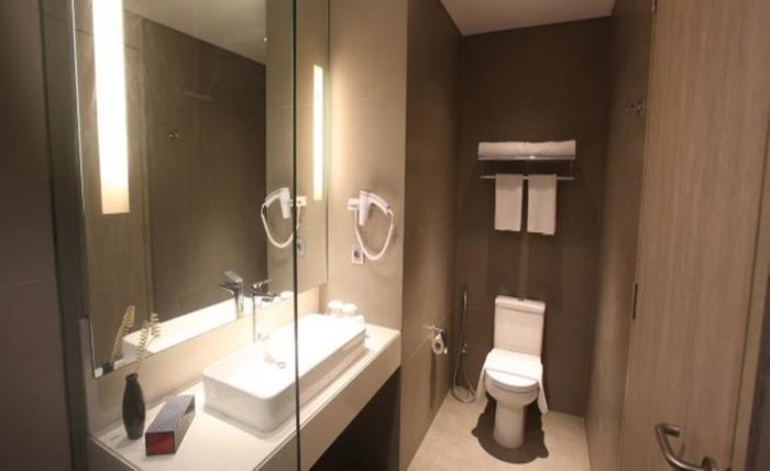 Tangram Hotel Pekanbaru Pekanbaru - Kamar mandi