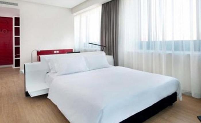 Tangram Hotel Pekanbaru Pekanbaru - Kamar tamu