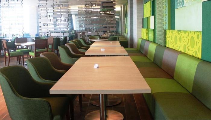 Tangram Hotel Pekanbaru Pekanbaru - Greens Indoor1