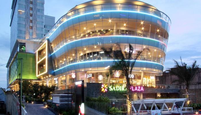 Tangram Hotel Pekanbaru Pekanbaru - Tangram Hotel Pekanbaru