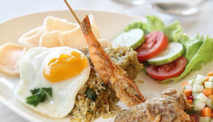 Tangram Hotel Pekanbaru Pekanbaru - Food