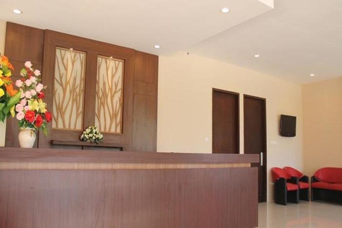 Akasa Hotel Kaliurang Yogyakarta - Resepsionis