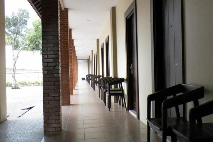 Akasa Hotel Kaliurang Yogyakarta - Koridor