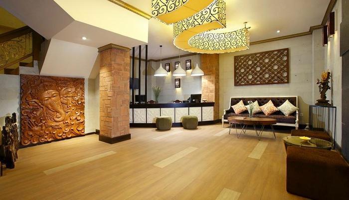 Visala Boutique Suites Bali - Lobi