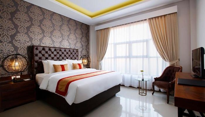 Visala Boutique Suites Bali - Kamar Superior
