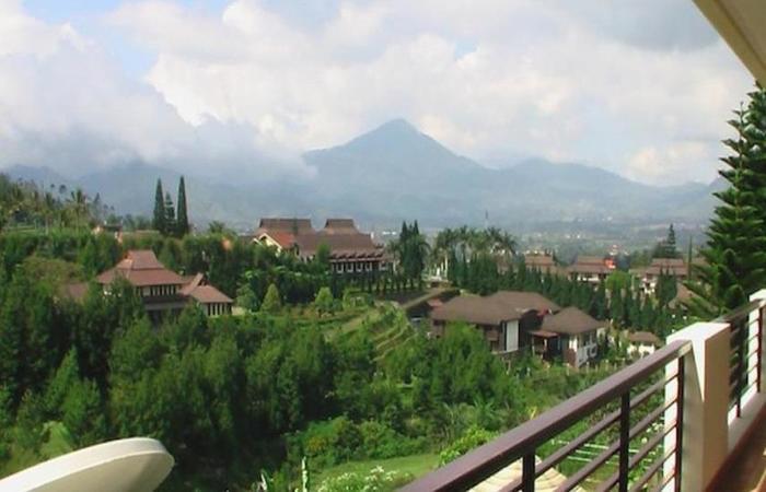Puri Bernadi Guest House Bandung - Pemandangan