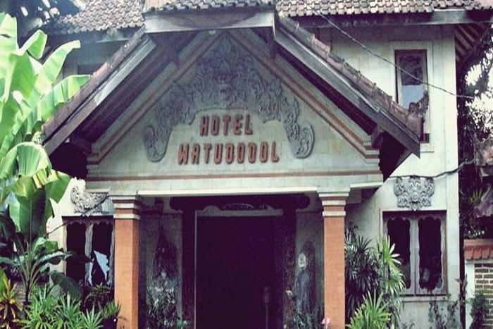 Watu Dodol Hotel Banyuwangi - Tampilan Luar Hotel