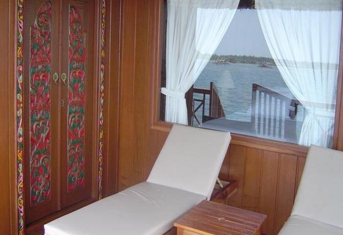 Nirvana Gili Sudak Resort Lombok Lombok - Interior