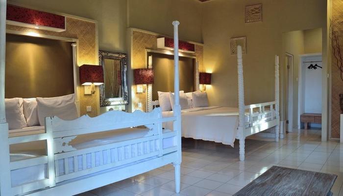 Nyima Inn Bali - Ruang Keluarga